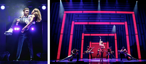 """Scenes From the U.S. Premiere of """"The Bodyguard"""" at Paper Mill Playhouse"""