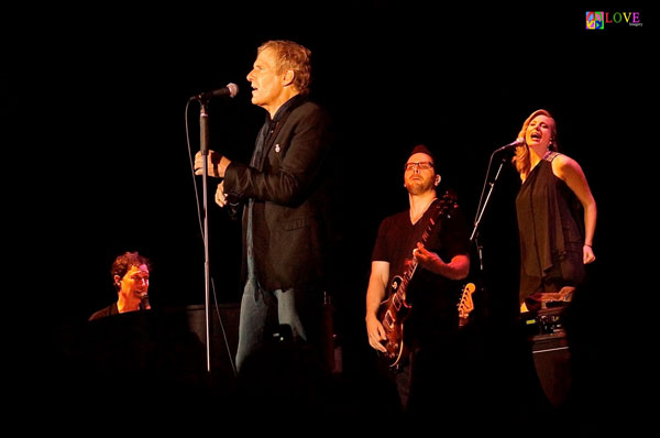 """Music Brings People Together."" Michael Bolton LIVE at the Great Auditorium!"