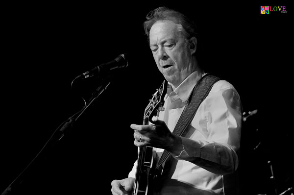"""The """"Lowdown"""" on Boz Scaggs: LIVE! at BergenPAC"""