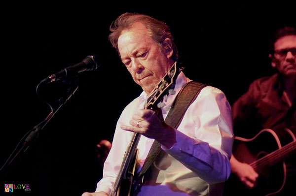"The ""Lowdown"" on Boz Scaggs: LIVE! at BergenPAC"