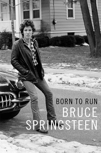 Bruce Springsteen To Release Autobiography