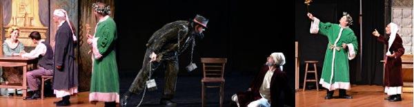"Sundog Theatre Brings ""A Christmas Carol"" To Newton Theatre"