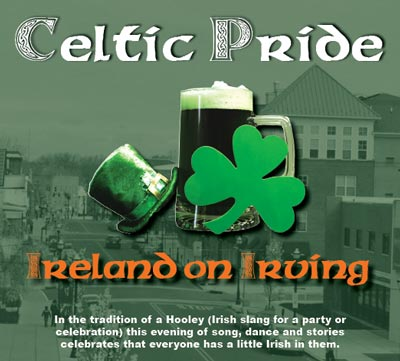 UCPAC Presents Celtic Pride