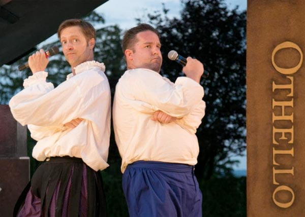 Photos from the Complete Works of Shakespeare (abridged)