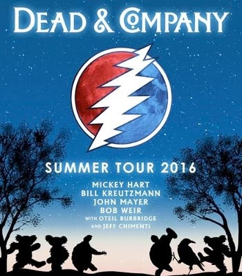 Dead & Company Announce New Tour With 3 Local Shows