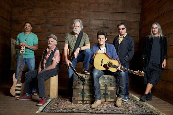 Dead & Company Announce 2017 Tour; Including NY/NJ Shows