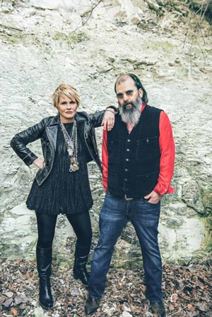A Look Back At Rock On! Interview with Steve Earle