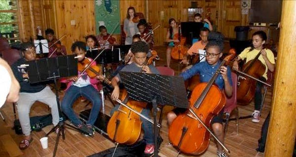 El Sistema New Jersey Alliance to hold summer camp at Princeton-Blairstown Center in Blairstown