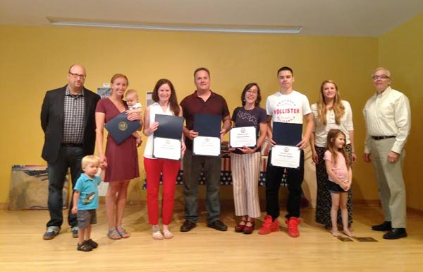 Engage Toms River 2016 Great Arts Challenge Winners