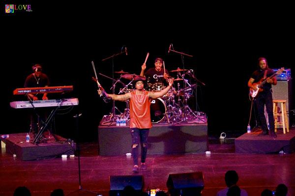 Awaken! Damien Escobar's Boundless Tour LIVE! at The Strand