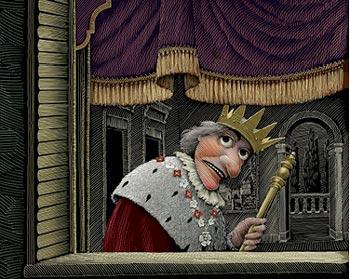 "Shakespeare Theatre of NJ Presents Eugene Ionesco's ""Exit The King"""