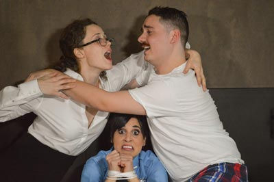 "Pennington Players Present Kilt-Wearing Killers In ""Unnecessary Farce"""