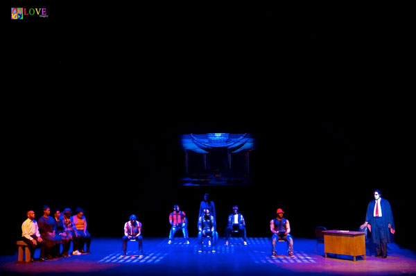 "NJPAC Presents the World Premiere of ""Five"""