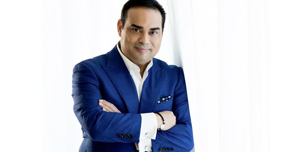 An Evening with Gilberto Santa Rosa At NJPAC In April 2017