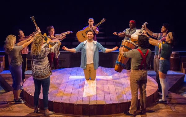 REVIEW: Godspell at The Eagle Theatre