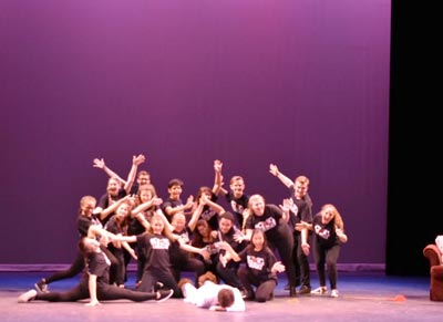 Toms River High School North Nautical Stars Theatre Co Wins Grunin Award