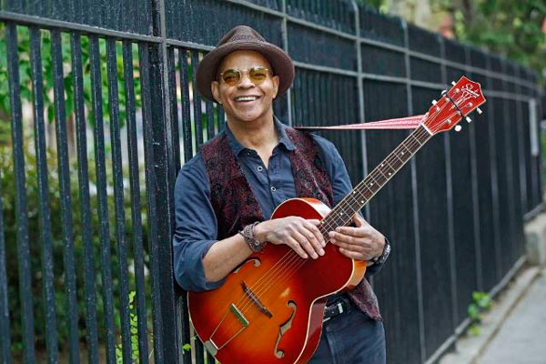 Centenary Stage Presents Guy Davis