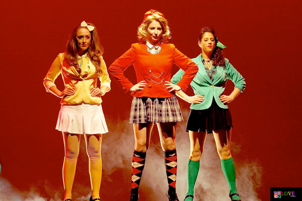 """Heathers the Musical"": Exit 82 Theater Company"