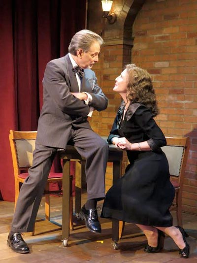 REVIEW: Iago at NJ Rep