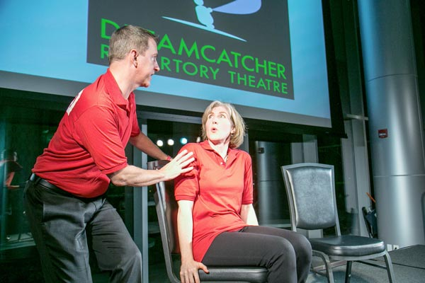 Improve Your Business With Improv