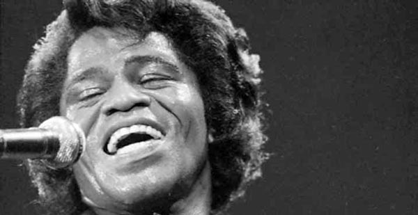 NJPAC Presents Get On Up: A James Brown Celebration!