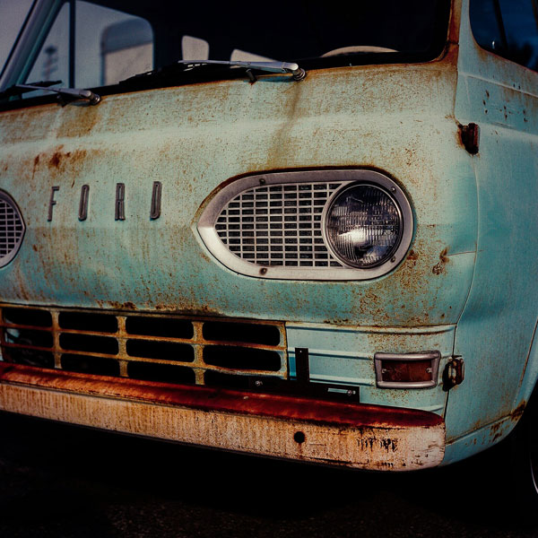 """Rusty Rustic America"" - Photographs by Jay Sales"