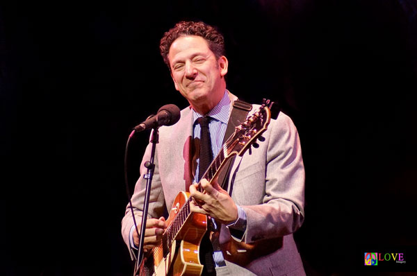 """I Like Jersey Best"": John Pizzarelli LIVE!"