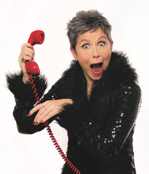 Comedian Kate Clinton to Perform at RVCC Theatre