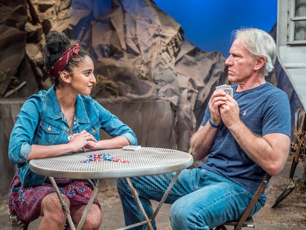 REVIEW: Las Cruces at Premiere Stages