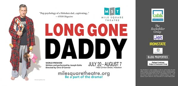 Theatre Preview: July 2016