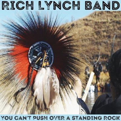 """Rich Lynch Goes Activist With """"You Can't Push Over A Standing Rock"""""""