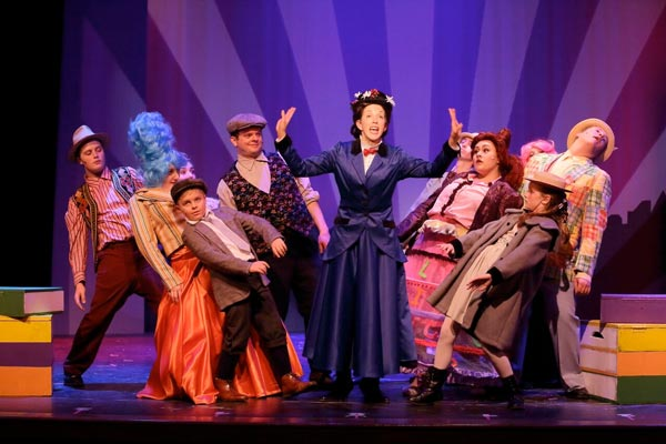 REVIEW: Mary Poppins at Grand Theater