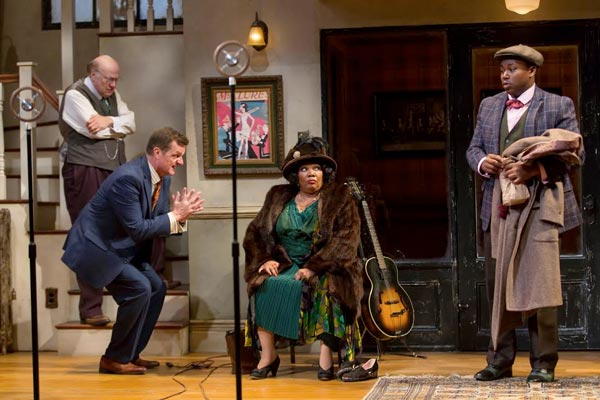 "Last Week For ""Ma Rainey's Black Bottom"" at Two River Theater"