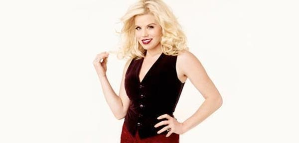 Broadway/TV star Megan Hilty headlines Valentine's weekend NJSO POPS concerts