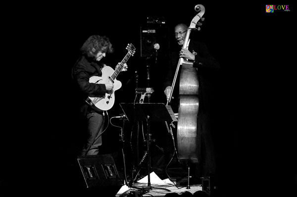 Pat Metheny & Ron Carter LIVE! at The Newton Theater