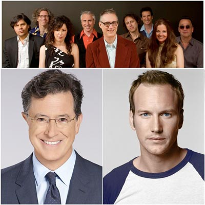 Stephen Colbert & Losers Lounge In 80s Dance Party For Montclair Film Festival