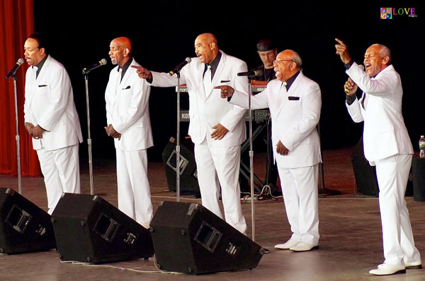 Watch Me Now! Jerry Blavat's Salute to Motown Featuring The Contours at PNC Bank Arts Center