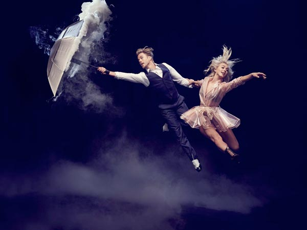 Julianne & Derek Hough Bring Move - Beyond - Live Tour to Count Basie Theatre