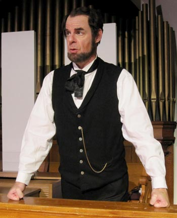"""East Lynne Theater Brings """"Mr. Lincoln"""" Back For A Limited Run"""