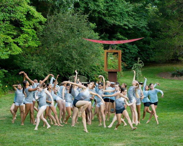 New Jersey Dance Theatre Ensemble And Reeves-Reed Arboretum Present 2016 Summer Performance Series