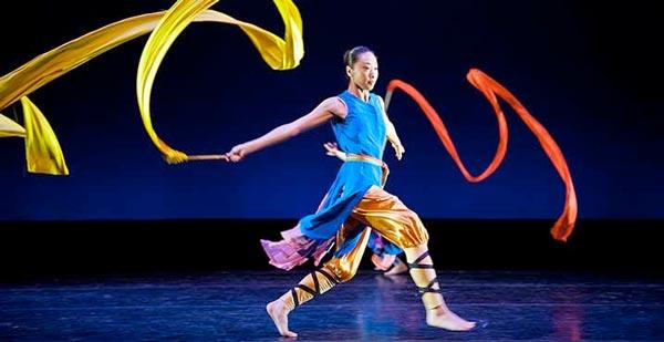 Nai-Ni Chen Dance Company Presents Year of the Rooster At NJPAC