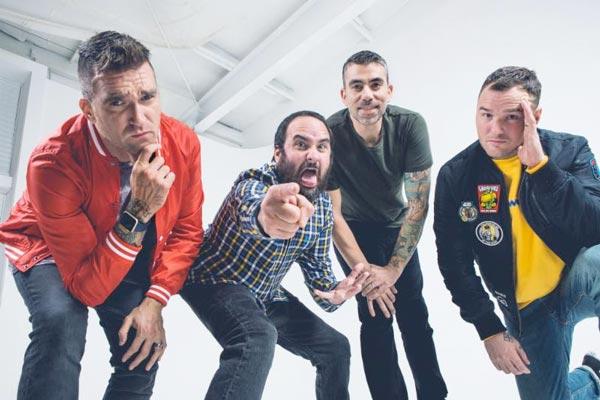 New Found Glory Announce 20-Year Anniversary Tour