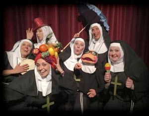 REVIEW: Nunsense at Rhino Theatre