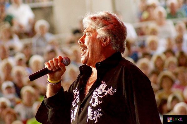 Tony Orlando LIVE at PNC Bank Arts Center!
