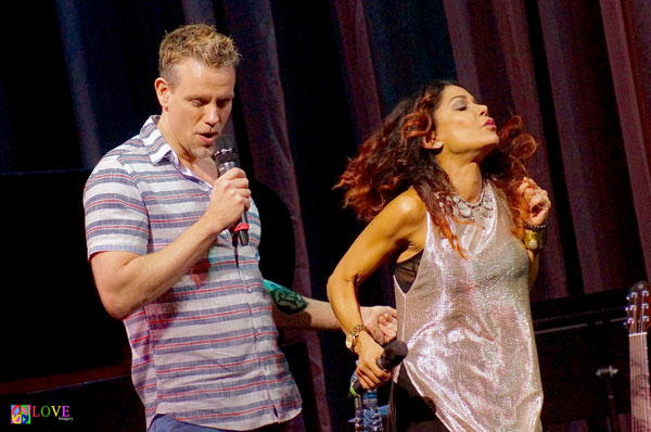 RENT's Adam Pascal and Daphne Rubin-Vega LIVE in Concert!