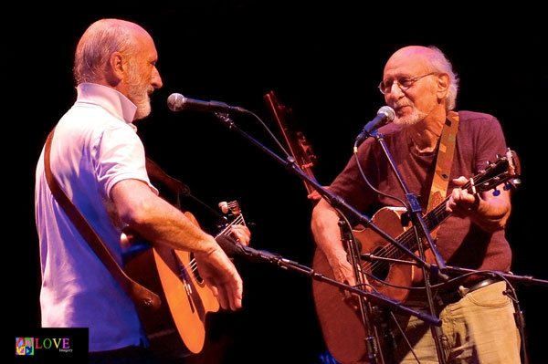 It's Magic! Peter Yarrow and Noel Paul Stookey Together Again at BergenPAC!