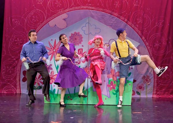 BergenPAC Presents Pinkalicious The Musical On January 22