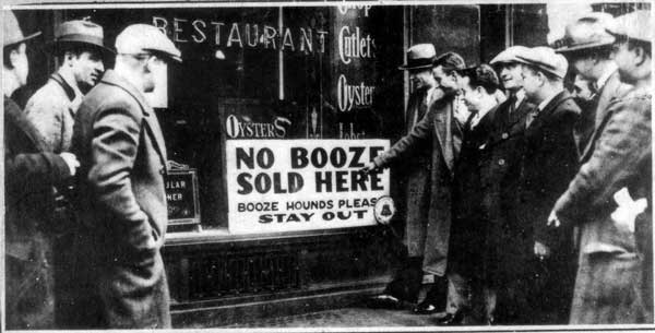 Jersey Spirits Prohibition From Flappers to Bootleggers