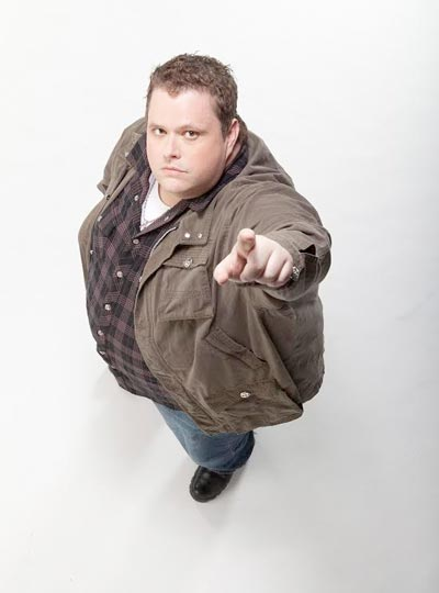 Ralphie May Returns To Newton Theatre