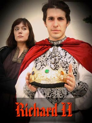 "Hudson Shakespeare Company Presents ""Richard II"""